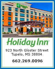 Holiday Inn and Suites Tupelo
