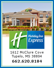 Holiday Inn Express Tupelo